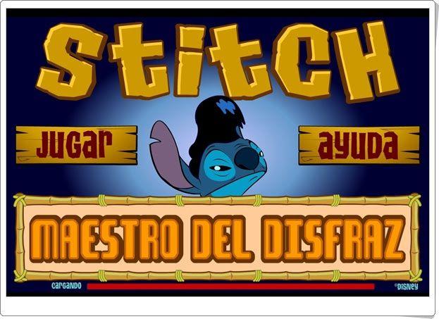 """Juegos de Carnaval: """"Maestro del disfraz"""" (Disney)"""