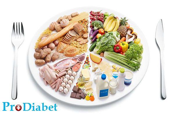 Диета при сахарном диабете 2 типа — меню на неделю + рецепты диетических блюд