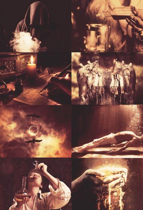 The alchemist archetypes