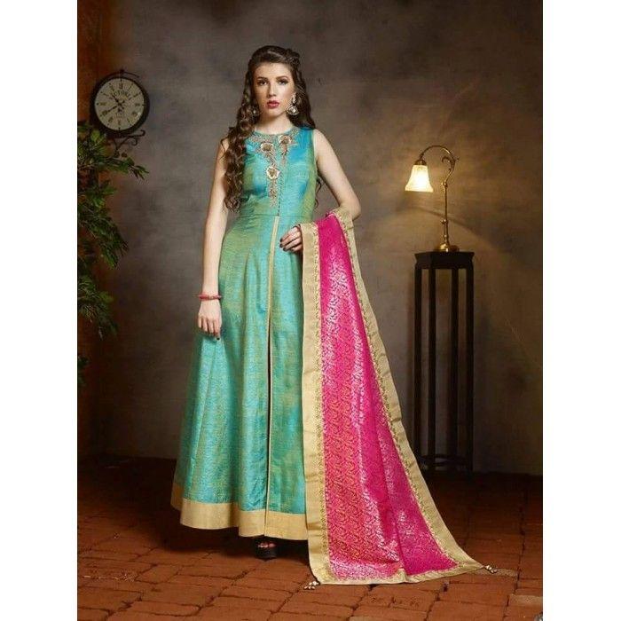 Diwali Sale-Ready To Wear - Designer Dress -04