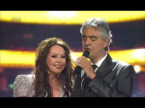 Sarah Brightman & Andrea Bocelli - Time to say Goodbye (Con te partirò) ...
