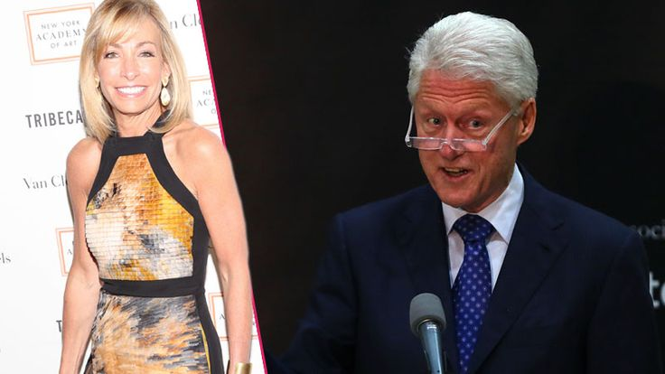"Bill and his longtime mistress who is known in his circles as ""The Energizer"". Use your imagination. Then again, don't."