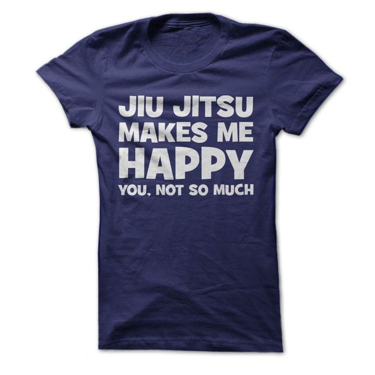 If there's anything you know well, it's how to get your priorities in order. And as this tee makes clear, your love of Brazilian martial arts far outweighs your love for your fellow man. Let them judg