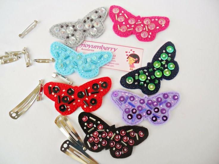 ! noyumberry !: İşlenmiş Kelebek Figürü