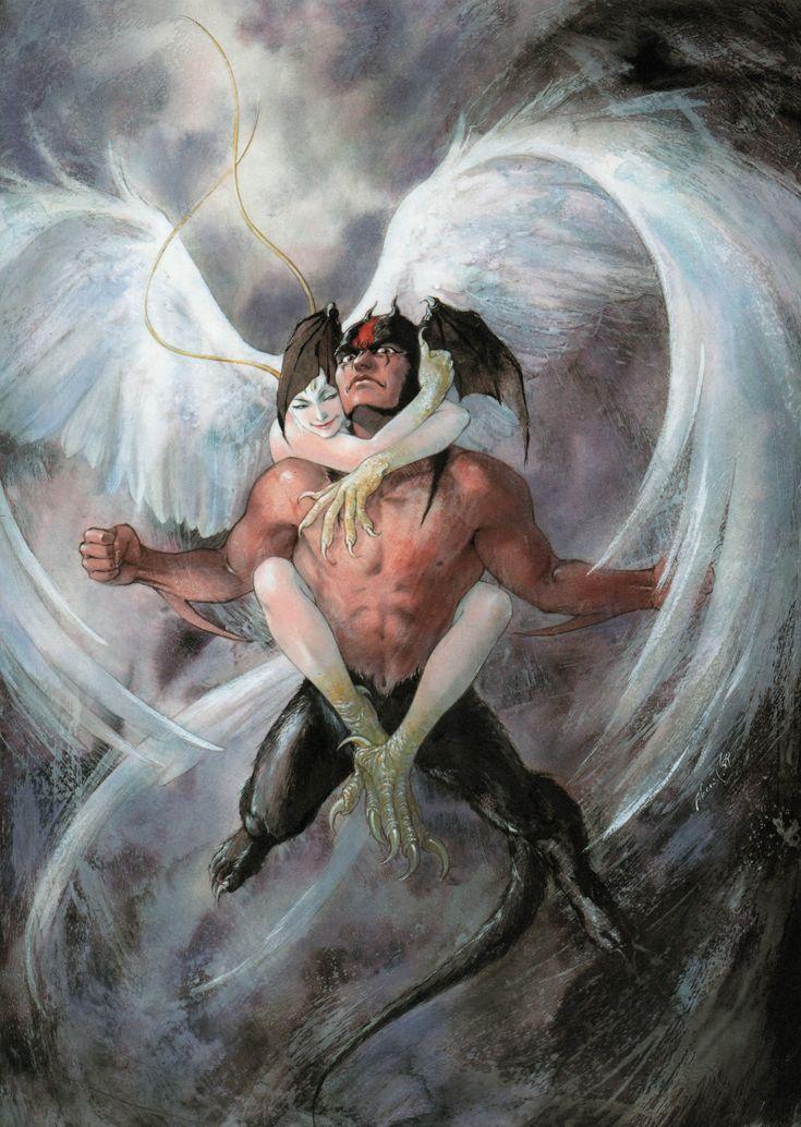 Akemi Takada - Devilman (originally by Go Nagai)