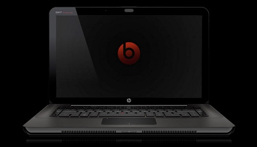The beats laptop created by doctor dre.