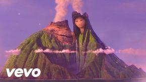 """Lava"" - Music video by Kuana Torres Kahele, Napua Greig, James Ford Murphy - 2015 Walt Disney Records http://vevo.ly/CWDlWa"