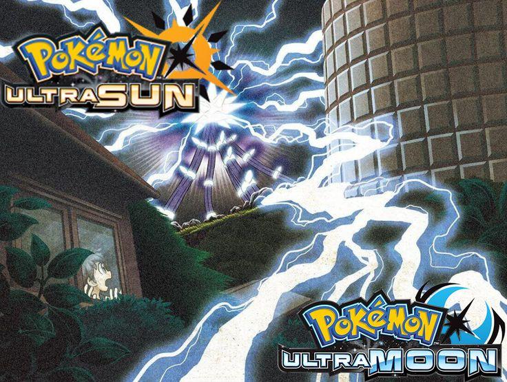 pokemon ultra sun and ultra moon xurkitree