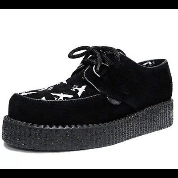 Women's Underground Boy London Creepers NWT Brand new. Never worn. Women's Underground Rockabilly creepers. Boy London. Underground Shoes Platforms