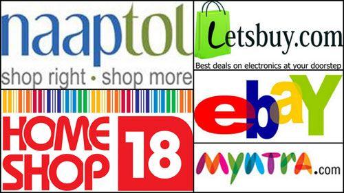 images of Online Shopping Websites