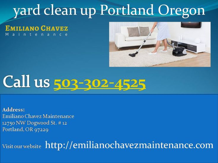 Pin by Senior Citizen List on yard clean up portland