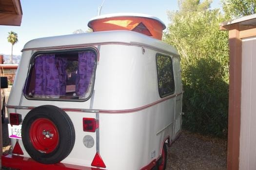Eriba Puck Travel Trailer For Sale