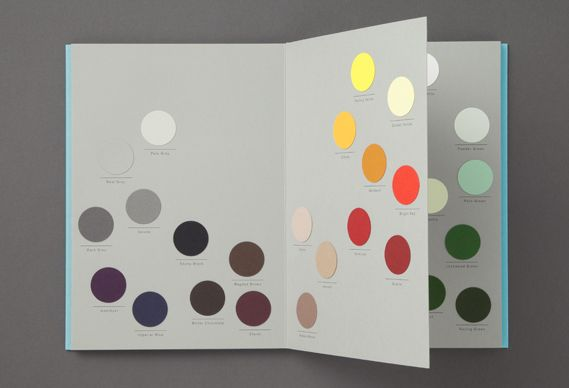 Creative Review - Made Thought rebrands Colorplan