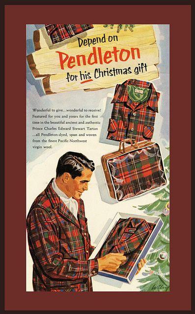 Men's pendleton