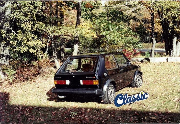 1984 VW GTI