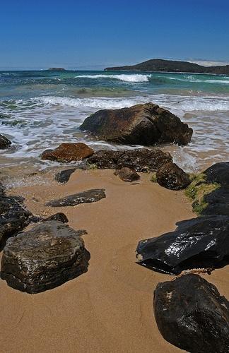 Pebbly Beach, South Coast, NSW | Flickr - Photo Sharing!