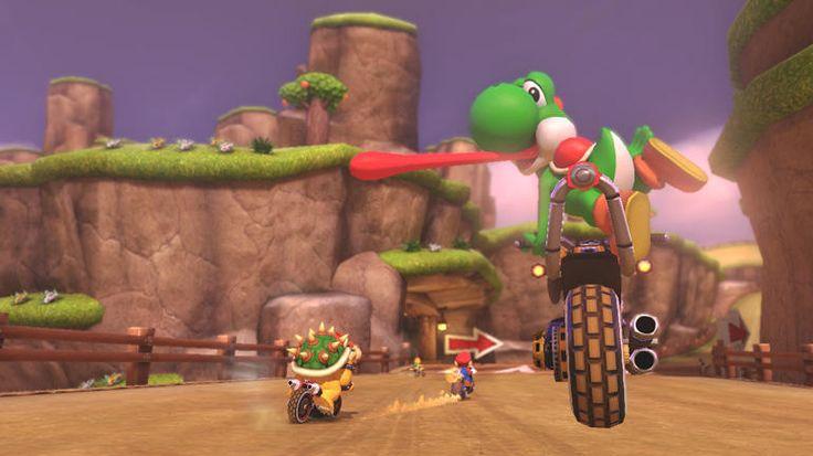 Mario Kart 8 (Wii U) review