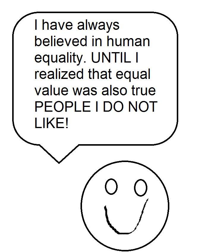 Human Equality. by Henke76 on DeviantArt