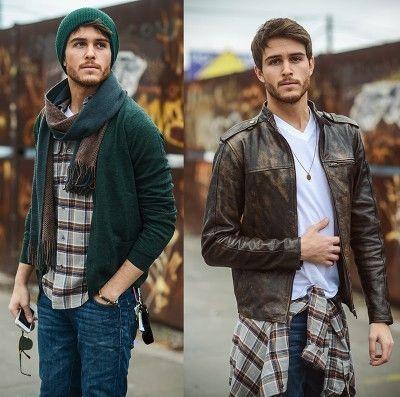 imagenes de ropa casual para hombres jovenes