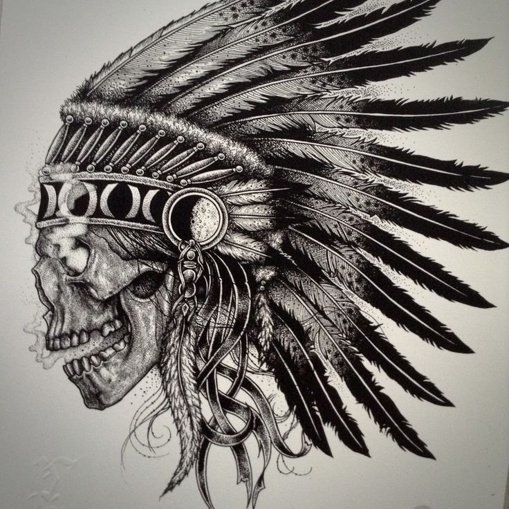 Image of Skull Chief
