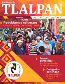 Delegación Tlalpan | Caminando Juntos en Tierra Firme