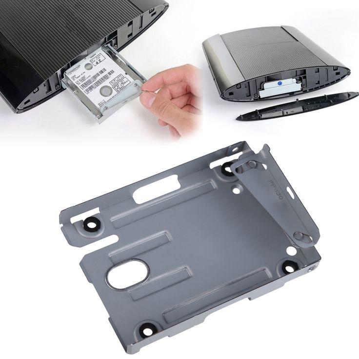 $2.79 (Buy here: https://alitems.com/g/1e8d114494ebda23ff8b16525dc3e8/?i=5&ulp=https%3A%2F%2Fwww.aliexpress.com%2Fitem%2Ffor-PS3-Super-Slim-Hard-Disk-Drive-HDD-Mounting-Bracket-Caddy-For-Sony-Screws-CECH-400x%2F32740686403.html ) PS3 Super Slim Hard Disk Drive HDD Mounting Bracket Caddy For Sony + Screws CECH-400x Series for just $2.79