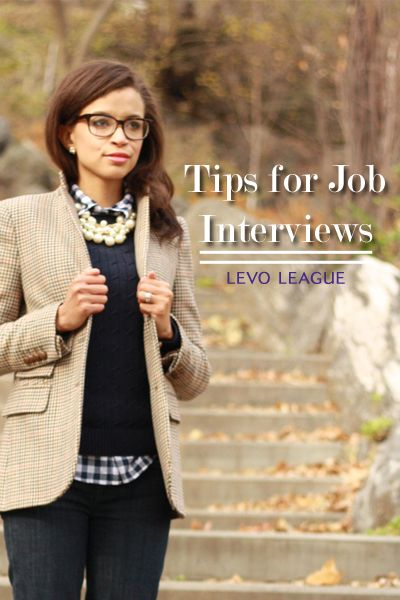 Tips for Job Interviews