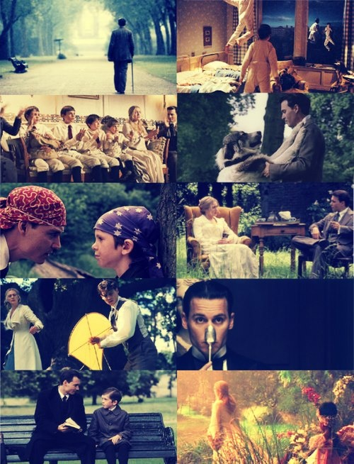 Finding Neverland....cry every time I watch this!