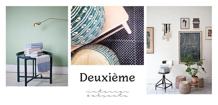 Deuxiéme (exotic crafts and unique design) - Web