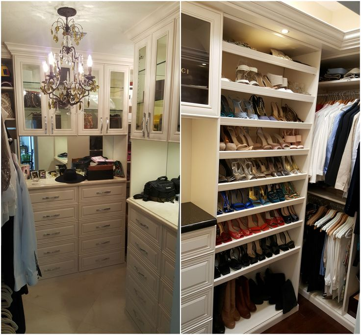 Custom Closets Closet Organizers: 180 Best Images About Walk-In Closet Organizers On