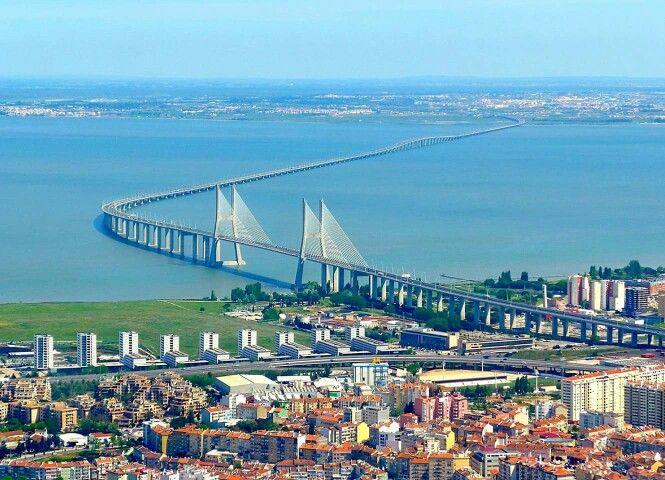 Ponte Vasco da gama Lisboa