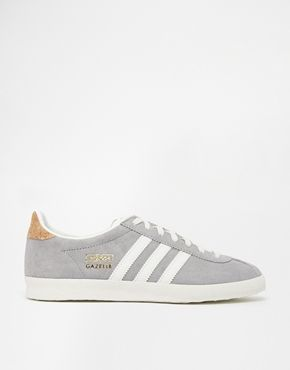 Adidas Gazelle Grey Cork