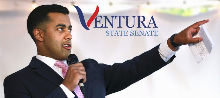 Ventura, for MA State Senate Website