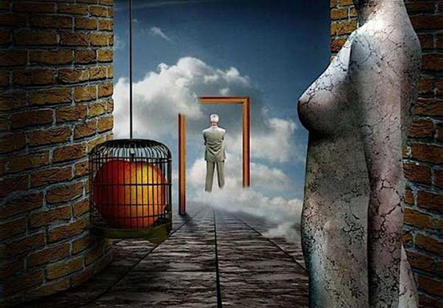 Ben Goossens Surrealist photographer  Της Ιωάννας-Δήμητρας Καραχρήστου…