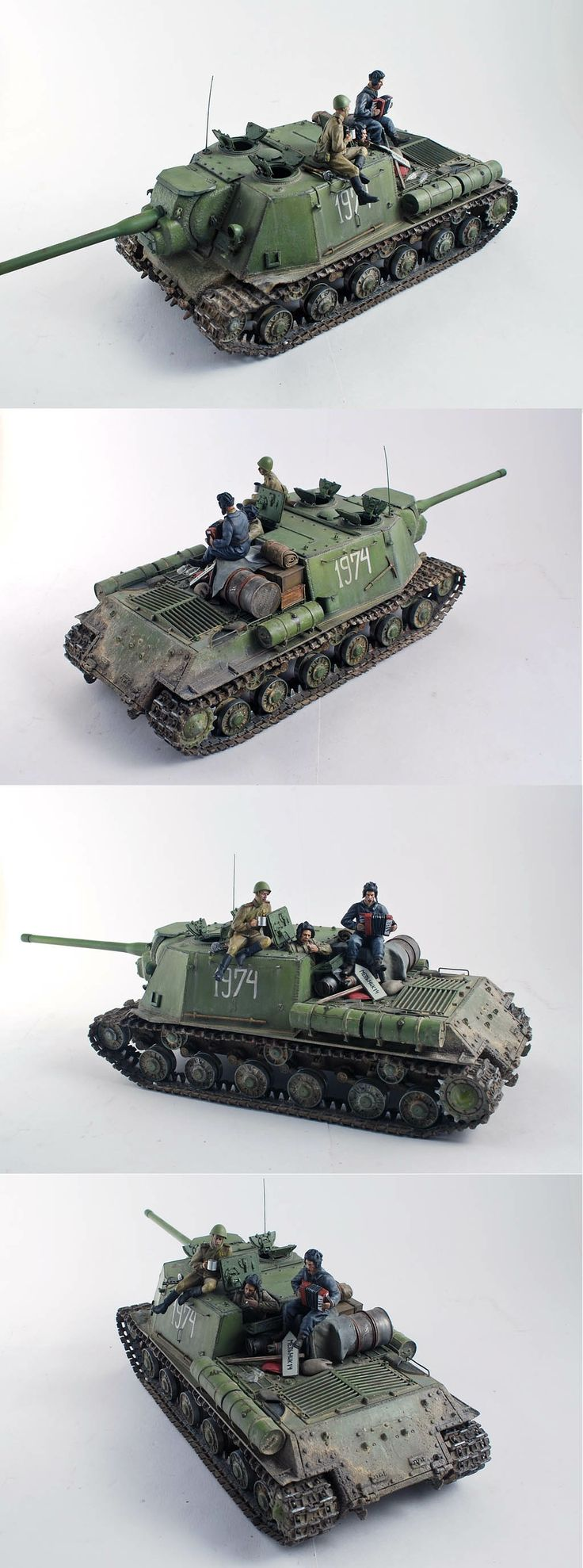 740 best Scale Model\'s - Tanks images on Pinterest   Scale models ...