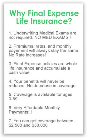 Final Expense Insurance flyers - Google Search   Crafts ...