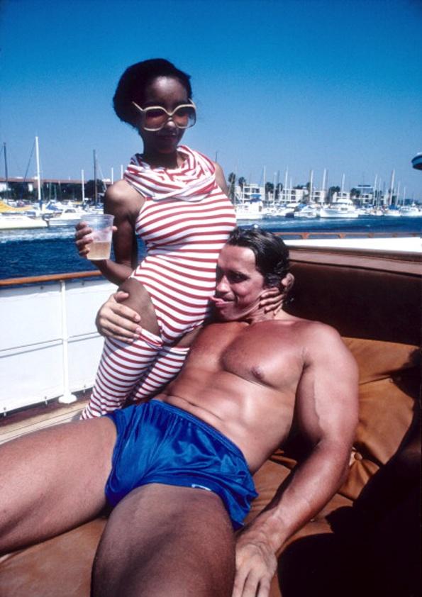 Arnold Schwarzenegger....... WHAT !