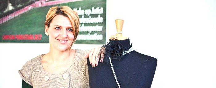 Sabina de Conciliis, docente di Fotografia di Moda