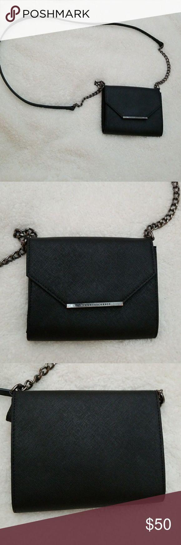 Armani Exchange Crossbody Purse Beautiful bag, ask away! Armani Exchange Bags Crossbody Bags