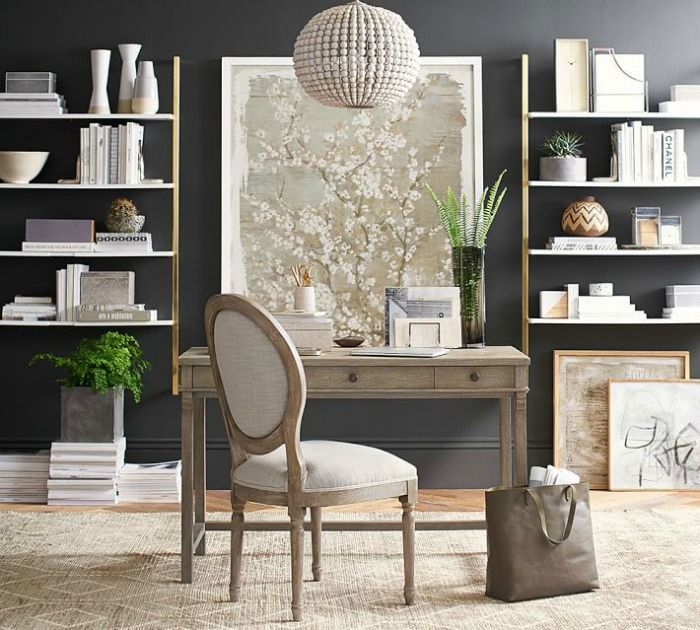 From darkly painted walls to natural wood cabinetry, acrylic furniture and more, I'm dishing about my favorite design trends for 2017!