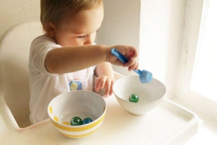 Mističky a kuličky pro malé dětičky - Testováno na dětech