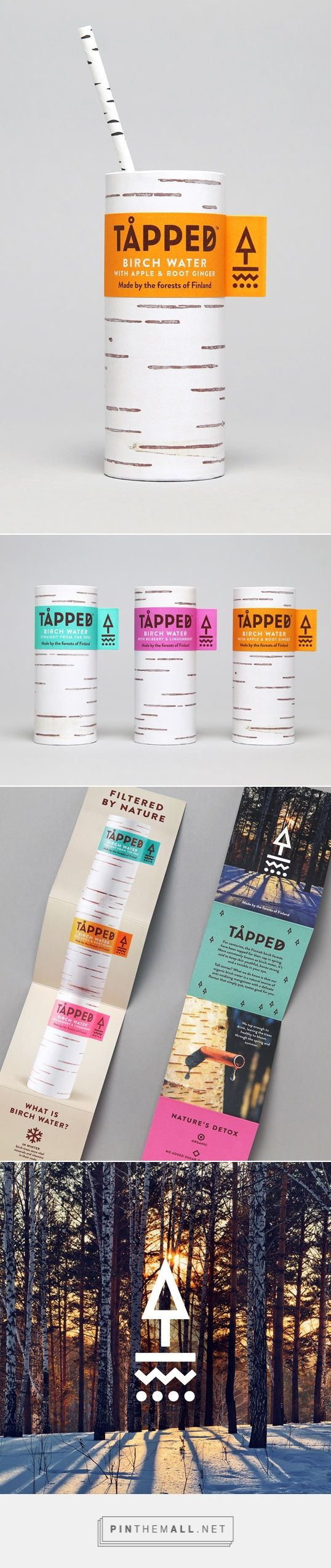 TÅPPED Birch Water | Lovely Package... - a grouped images picture - Pin Them All