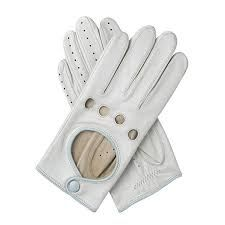 Resultado de imagen para gray driving gloves