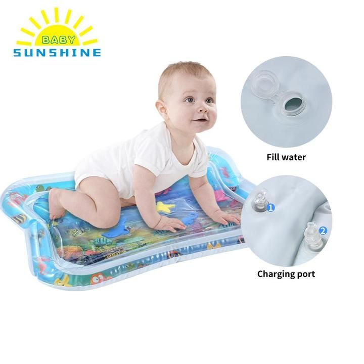 Tummy Time Mat Tummy Time Water Play Mat Water Play For Kids