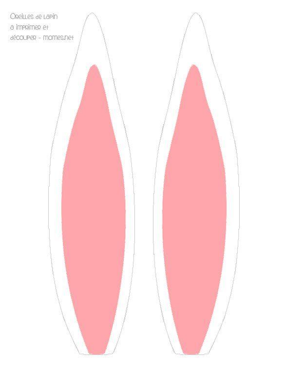 Des oreilles de lapin