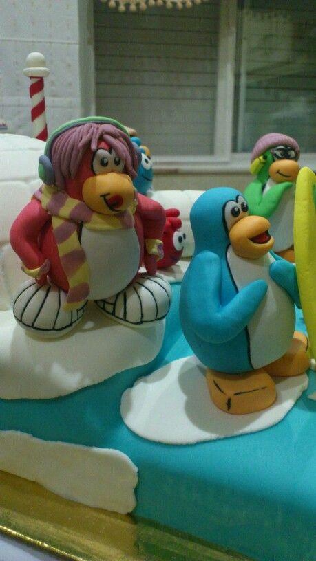 Clube pinguim 1