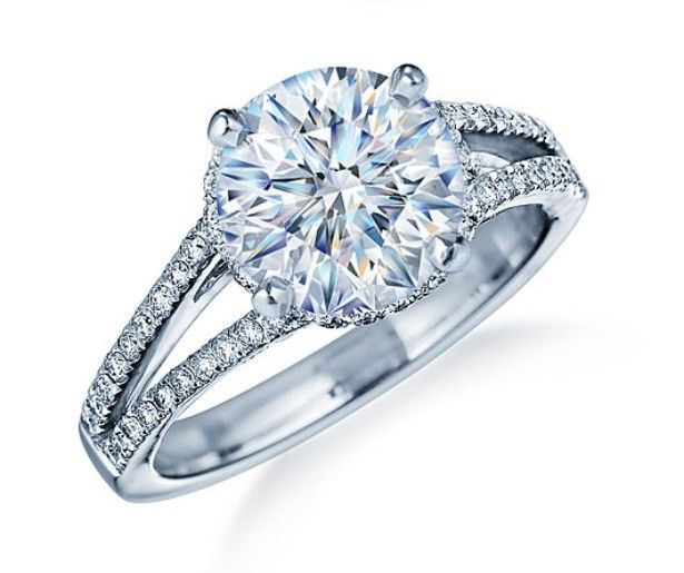 Pave Style Engagement Ring Diamond Represents The Rings Satin Fsh S Wedding Bs