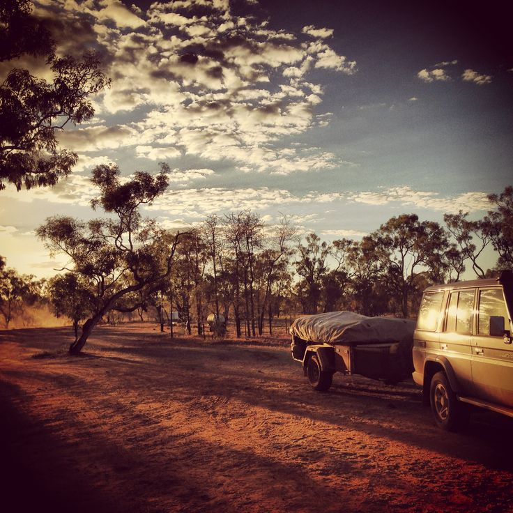 Sunset on The Gibb River Rd.