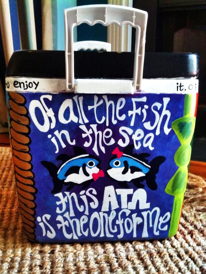 Southern Tide Of all the Fish in the See this ATO is the one for me