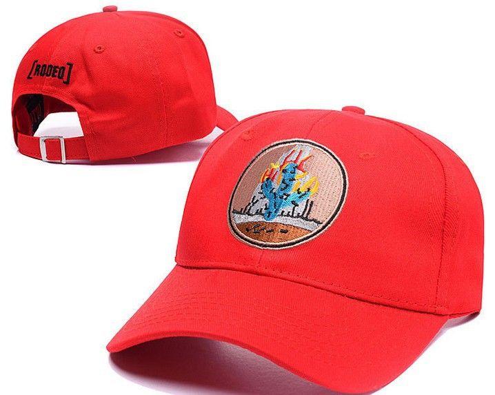 2017 Brand New Baseball Caps Customized Designer 6 Panel Dad Hat Baseball Hat Travis Scotts rodeo Cap snapback caps Women M #Affiliate